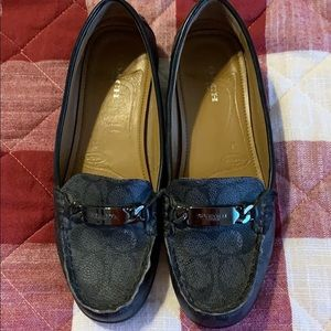 Women's Coach Loafers